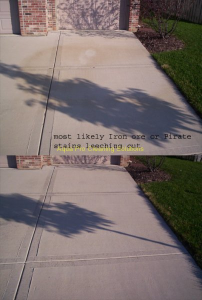 concrete cleaning and sealing-Aqua Pro Cleaning Solutions