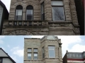 Chicago building restoration-Exterior building cleaning