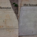 before/after rust removal