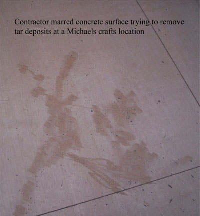 Concrete Cleaning Aqua Pro Cleaning Solutions